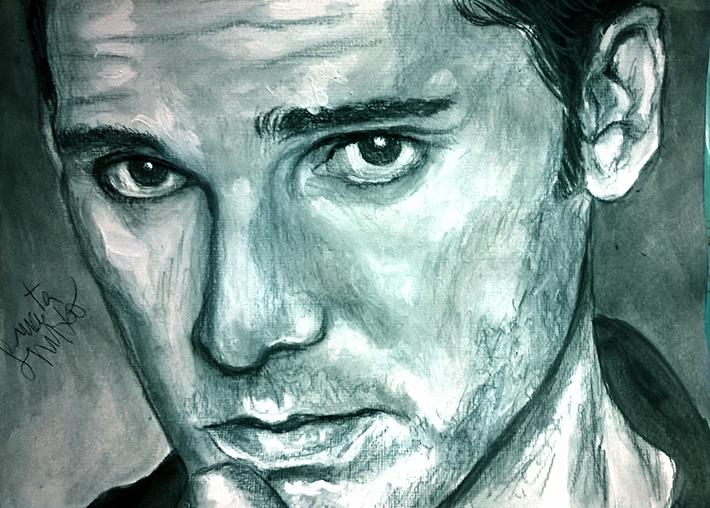 Eric Bana by Toyscape